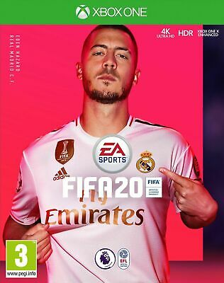 FIFA 20 Xbox One Game (UK NEW & SEALED) Official Licensed Football Sim Soccer EA