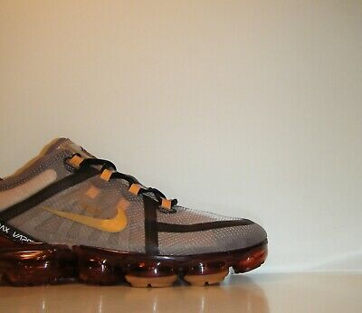 2019 NIKE AIR VaporMax ID Bronze Gold Red Promo Sample Sz 10
