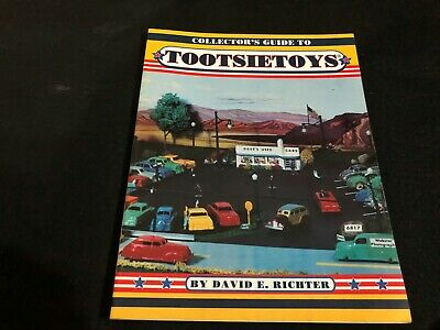 VINTAGE PRICE COLLECTORS GUIDE book - 1991 TOOTSIETOYS TOYS