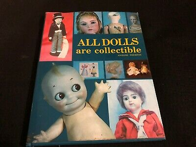VINTAGE PRICE COLLECTORS GUIDE book - 1977 ALL DOLLS ARE COLLECTIBLE