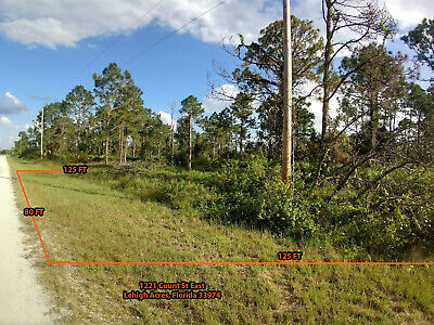 *OWNER FINANCING* Lehigh Acres, Gulf of Mexico Quality Southwest Florida Land