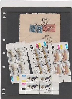 WORLD ASST old collection page STAMPS CHEAP 33