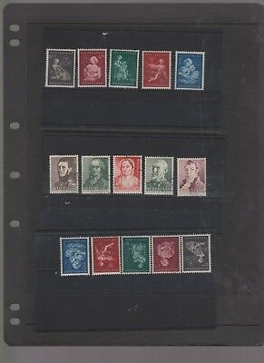 WORLD ASST old collection page STAMPS CHEAP 4