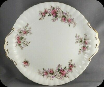 Royal Albert Lavender Rose Cake Plate (two available)