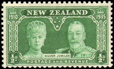 New Zealand #199-201 set MH