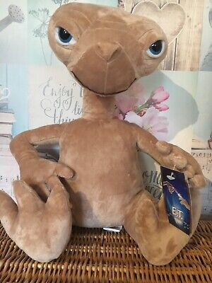 et the extra terrestrial soft toy