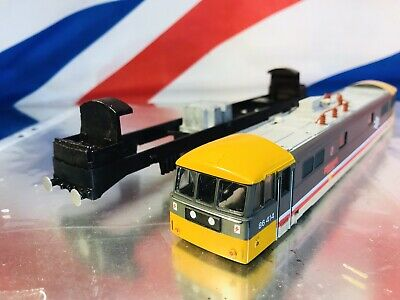 X6396 Hornby Spare Non-powered Bogie Frame with Pickups for Class 92