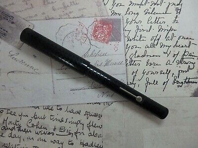 Stylo plume CONWAY STEWART 330 Scribe BCHR - Plume Or 14 K (fountain pen)