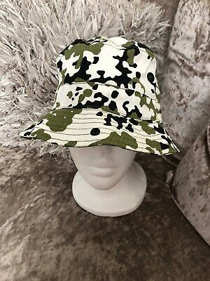 Bnwot Boys Army Fisher Mans Hat