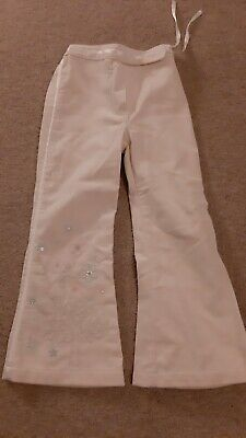 Girls M&S Age 3-4 Christmas trousers