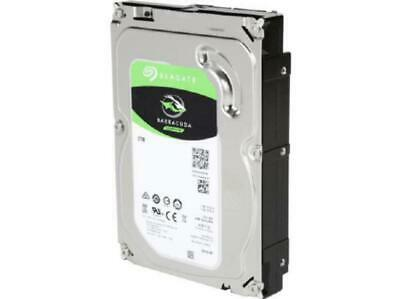 "Seagate BarraCuda HDD 3.5"" Internal SATA 2TB Desktop HDD, 7200RPM, 6Gb/S SATA 64"
