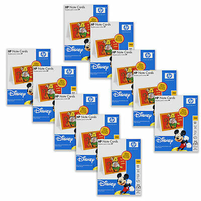 WHOLESALE hUgE Bulk Lot 300 Disney MICKEY MINNIE Birthday Note GREETING Cards+CD
