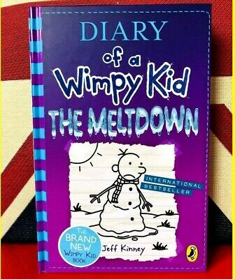 🔥 The Meltdown - Diary of a Wimpy Kid Book 13 By Jeff Kinney 📩 [P.D.F]