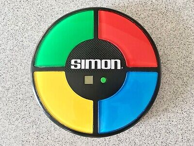 Simon Game By Hasbro Electronic Memory Game Classic  Simon Game