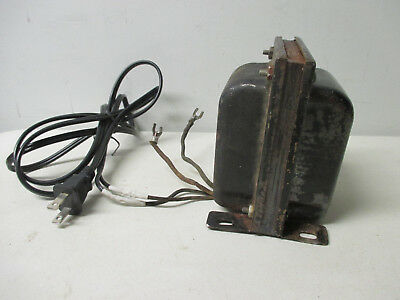Large 25 VAC Transformer 120V 60Hz - Tested