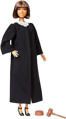 Brand New Barbie Career of The Year Judge Doll, Short Brown Hair - Girls Toy