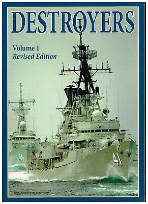 Destroyers Volume 1 Revised Edition
