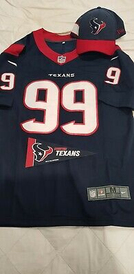 Houston Texans Jersey And Cap
