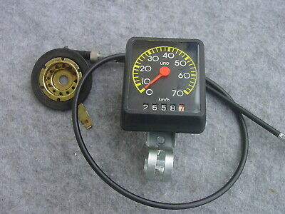 VDO Uno Tachometer ca.1986 28 Inches Well Preserved 2658 km No. 3
