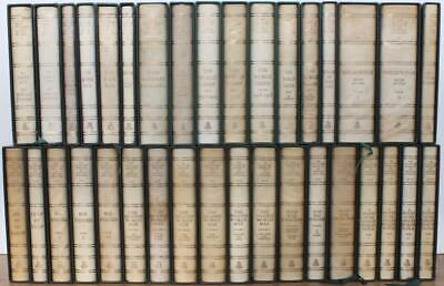 Winston Churchill - Collected Works - Vellum 34 Volumes + Extra Vol 1 Proof Copy