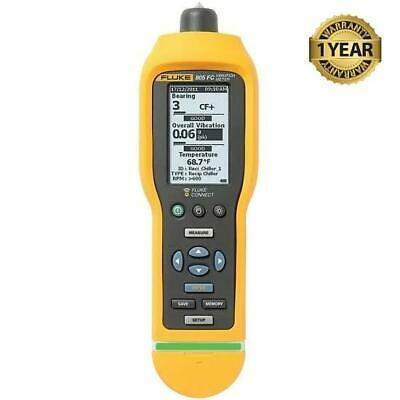 Fluke 805 FC Mechanical Machine Vibration Meter Tester