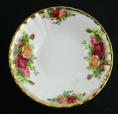 """Royal Albert Old Country Roses 5 1/4"""" Cereal / Dessert / Berry Bowl"""