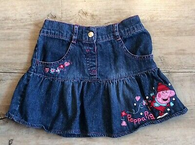 George Peppa Pig Girls Skirt 4-5 Years