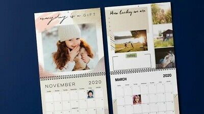 Code for Shutterfly Calender (8x11)  good until1/15/2020!  Code sent immediately