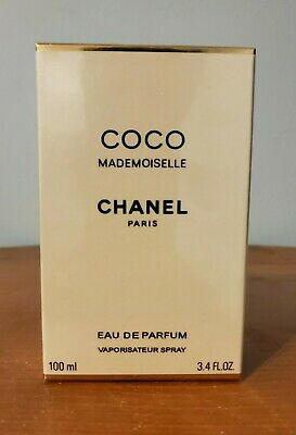 Chanel Coco Mademoiselle 3.4oz / 100 ml Women's Eau de Parfum Spray New & Sealed