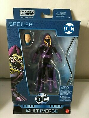 DC Multiverse SPOILER Lex Luthor Collect /& Connect Walmart Exclusive Sealed