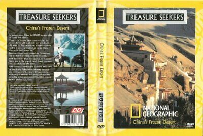 National Geographic - China's Frozen Desert DVD - DVD  VWLN The Cheap Fast Free