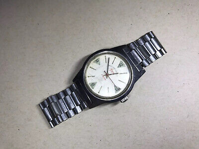 Military West End Watch Company. Arabic , Day, Date Gents Automatic  SOWAR