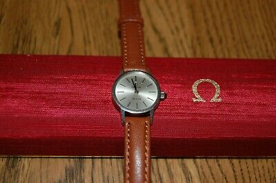 Omega Ω Deville  Ladies Wrist Watch - Vintage - Cabouchon Winder