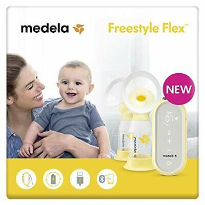 Medela Freestyle, Sacaleches eléctrico doble de (Freestyle Flex)