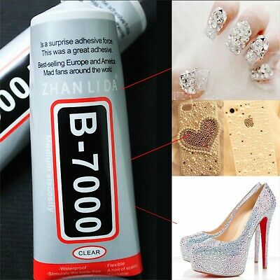 Mobile Phone Repair Glue Adhesive Industrial Strength Craft B7000 --110ml