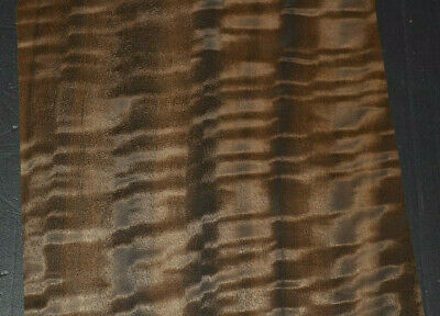 Fumed Eucalyptus Raw Wood Veneer 7 x 56 inches 1/42nd                    8631-14