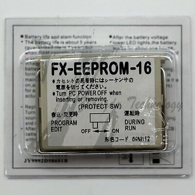 New Mitsubishi PLC memory card FX-EEPROM-16 FXEEPROM16 , fast delivery