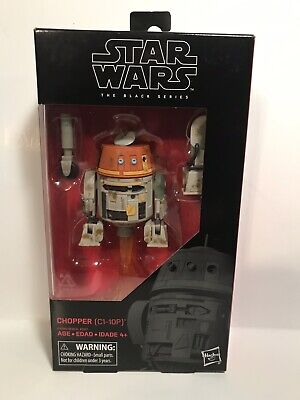 NEW Star Wars Black Series 6 Inch #84 Chopper C1-10P Figure Rebels MIB