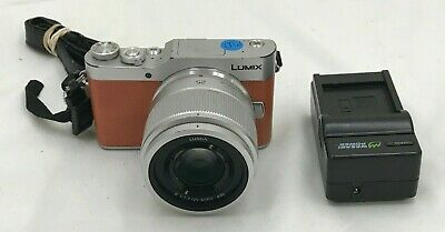 Panasonic Lumix DC-GF9 Digital 4K Camera with Lens *Japanese Model READ! (20-7B)