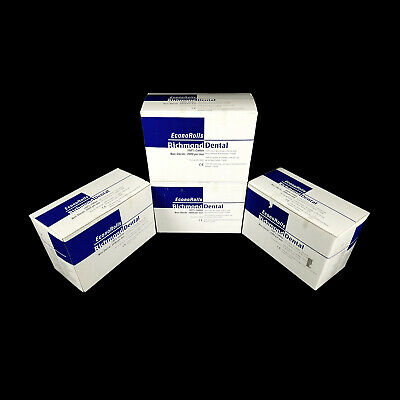 Lot of 8000, Richmond Dental 216206 EconoRolls Econo Cotton Rolls (4 Boxes) #1