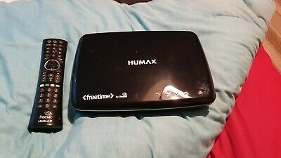 Humax HDR-1100S Freesat TV Recorder
