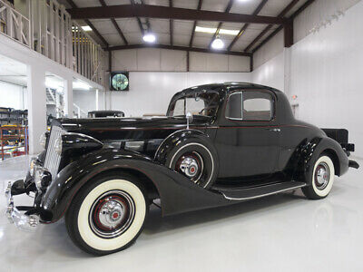 1937 Packard Super Eight Coupe | Beautifully restored Extremely rare 1937 Packard Super Eight Coupe | As few as 19 known to exist