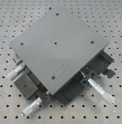 Motorized XY Axis Stage w//o motor ACT-I-98=1G11
