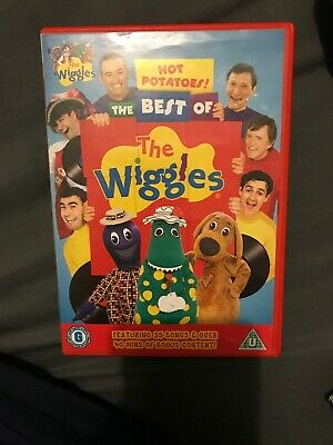 The Wiggles - Hot Potatoes! - The Best Of The Wiggles (DVD, 2010)