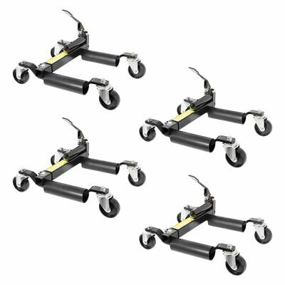 Black Widow BW-CJD-4 Steel Hydraulic Jack & Wheel Dolly