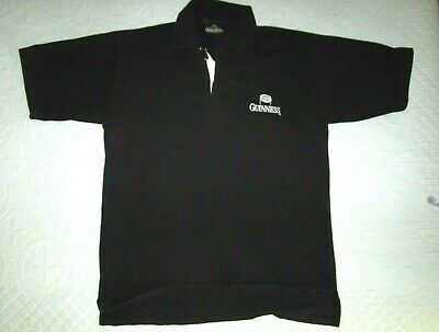 Guinness Collared Shirt Genuine Official Merchandise