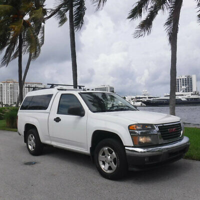2010 GMC Canyon 2WD Crew Cab 126.0 Florida One Owner 2010 GMC Canyon Mini RV Micro Camper Tiny Motor Home Travel