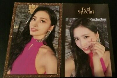TWICE - Feel Special Official Photocard -  MOMO #7,#8