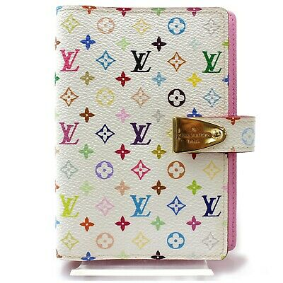 Authentic Louis Vuitton Diary Cover Agenda PM 357635