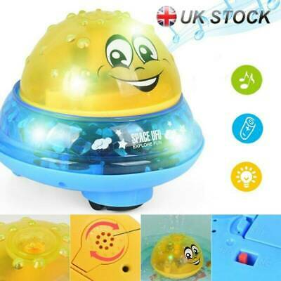 Baby Bath Toy Spray Water Induction Sprinkler Swimming Pool Funny Toy Boy Girl
